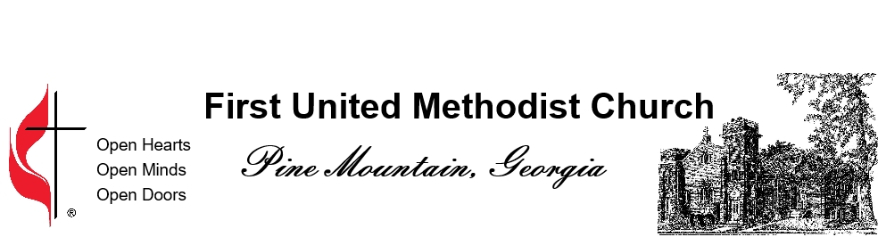 First United Methodist Church | Pine Mountain, GA 31822